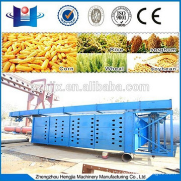 50 - 500 Ton Circulating Batch Type Corn Grain Dryer