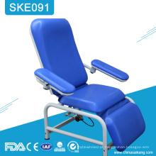 Cadeira médica da doação de sangue do hospital SKE091 confortável
