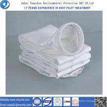 Nichtgewebter PTFE-Staubkollektor-Filtertüte für Wasserkraftwerk