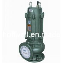 WQ Bomba de agua sumergible para aguas residuales