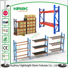 Heavy Duty Wire Deck Warehouse Pallet Rack