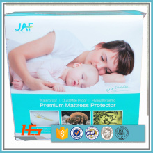 Dust Mite Cotton Polyester Terry Cloth Waterproof Mattress Cover Wholesale