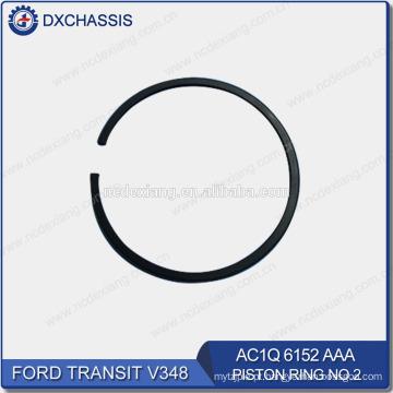 Pistão genuíno do anel de pistão do motor de Transti V348 NO.2 AC1Q 6152 AAA