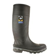 Química de Seguridad Profesional de caucho Industrial PVC botas de lluvia