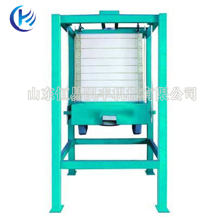 Model FSFJ single bin plansifter