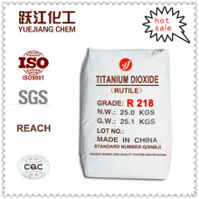 Economical TiO2 Rutile Titanium Dioxide for General Purpose