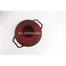 Reka bentuk baru Big Hollow Chiffon Cake Mold