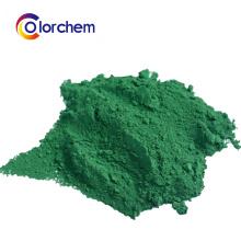 Grünes Eisenoxid-Pulver
