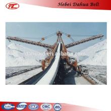 DHT-122 Acid alkali resistant used rubber conveyor belting supplier china