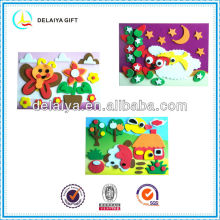 Fashion EVA foam sticker toy for Children