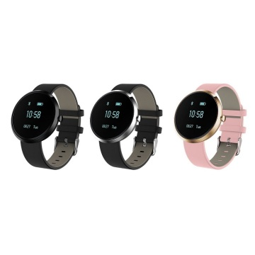 Intelligent Heart Rate Monitor Bracelet with Colorful Bands