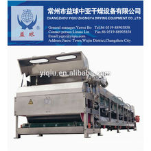 Chinese supplier RL revolving belt condensaton granulating machine