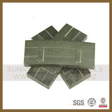 Diamond Marble Segment for Base Blade (SY-DS-475)