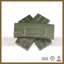 Сегмент алмазного мрамора для базового лезвия (SY-DS-475)