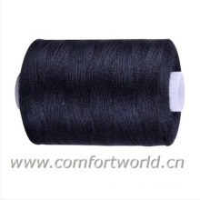100% Spun poly-poly sewing thread 29S/2-2500M