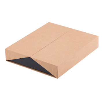 Customized Cardboard Book-shape Rigid Gift Box