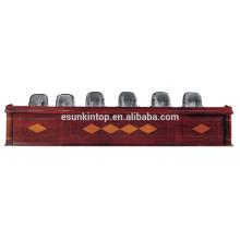 Lange Vorsitzende Tisch für Büro gebraucht, Papier-Serie Büromöbel zum Verkauf (T712)