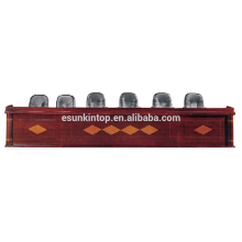 Long chairman table for office used, Paper series office furniture for sale (T712)
