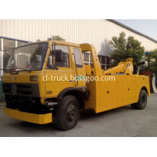 DONGFENG 4x2 tow truck towing car
