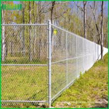 Fabricant clôture en fer galvanisée chinoise