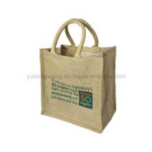 Sacola de lona da promoção, saco de compras do algodão