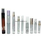 Tubed 5-30ml Glass Perfume Bottle