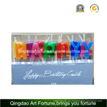 Vela caliente de la torta de cumpleaños de la venta para la decoración del acontecimiento