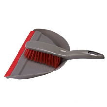Customized  Made Attractive Price plastic Dustpan & Brush Set