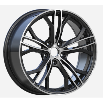 Big Size Staggered Wheel 20 Zoll