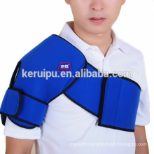 Evercryo brand top selling medical cold hot pack with wrap shoulder pad