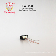 Mini High Frequency Transformer for Arc Lighter