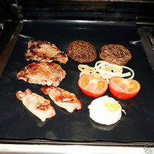 No Need For Oil Or Fat Non-stick And Reusable PTFE Barbeque Sheet