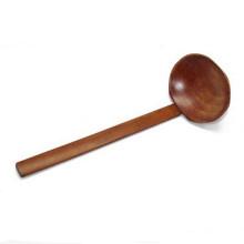 cuchara de ramen de alta calidad al por mayor de madera de la prueba