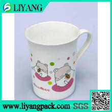 Cute Chipmunk Cartoon Design, Heat Transfer Film for Plastic Cup