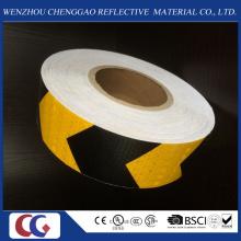 PVC-Pfeil reflektierende Sicherheitswarnung Auffälligkeits-Material-Band