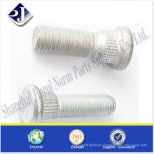 SAE wheel bolt Dacromet TS16949 ISO9001