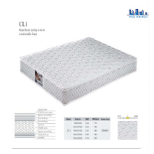 Wholesale Bedroom Set Folding Rebonded PU Sponge Foam Mattress