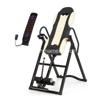 Gravity chair with vibration massage & heat