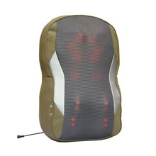 Kneading Tapping Back massage cushion with Heat