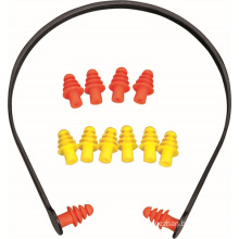 Earplug Holder & Plug Set Safety Hearing Protection OEM