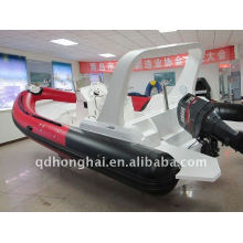 2011 years new hot RIB680A sport inflatable boat luxury yacht