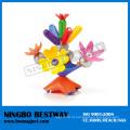 Brinquedo magnético educacional plástico de Smartrod do enigma 3D