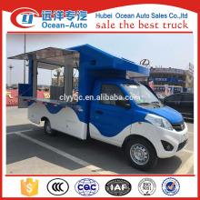 Foton mini mobile food truck for sale in malaysia