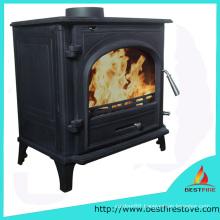 Stylish Cast Iron Wood Burning Stove for Sale