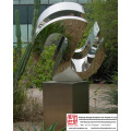Carving Decoration Stainless Steel Sculpture