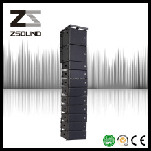 Zsound La108sp Active Line Array System Subwoofer with Amplified Module