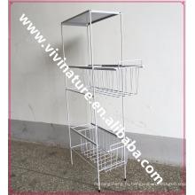 VIVINATURE металлические ящики вагонетки для кухни