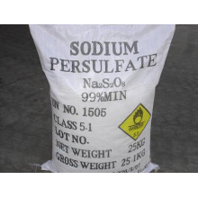 Высокое качество Персульфат натрия используется в качестве отбеливания окислитель