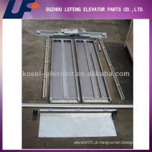 Sistema de portão para elevador KX-M-102