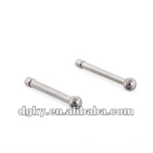 surgical stainless steel nose bone